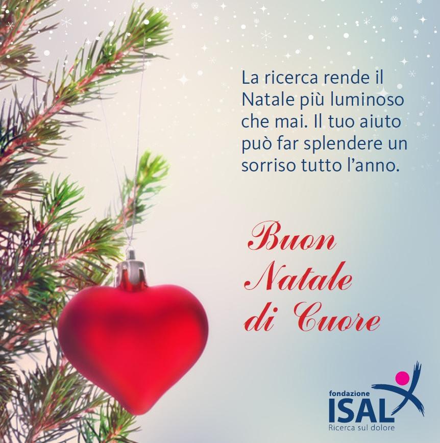 Saluti Di Buon Natale.Auguri Di Buon Natale E Felice Anno 2017 Fondazione Isal