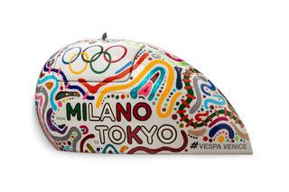 Ancora in Vespa da Milano a Tokyo